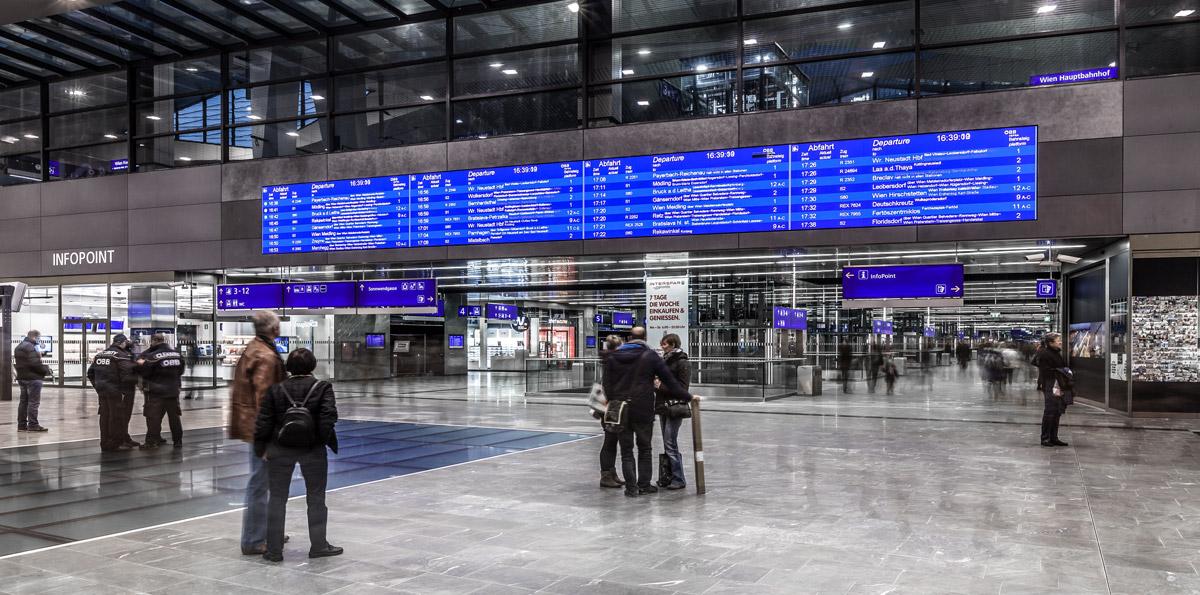 Architekturfotografie 02 - 01 (Hauptbahnhof)