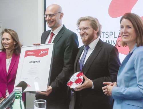 """FFG Verleihung """"Arbeitsplätze durch Innovation"""" Wien 2018"""